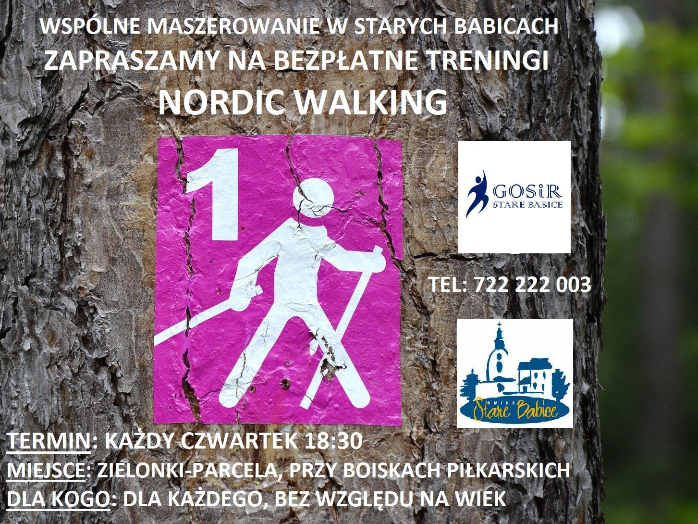 treningi nordic walking